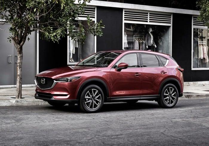 Nuevo Mazda CX-5: evolución contenida del modelo estrella