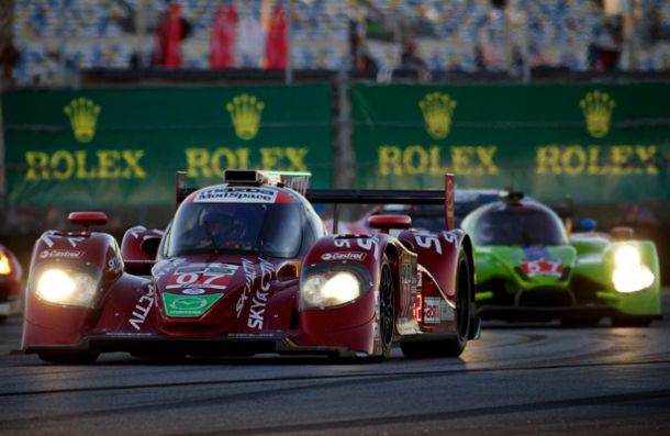 United SportsCar: In Depth On The 2017 P2 Regulations