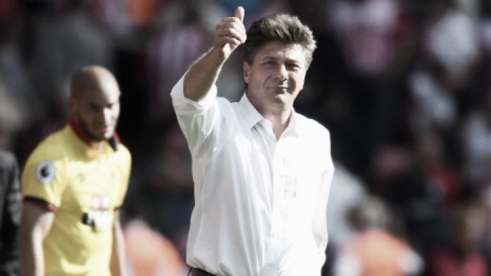 Walter Mazzarri remains positive despite losing to Chelsea