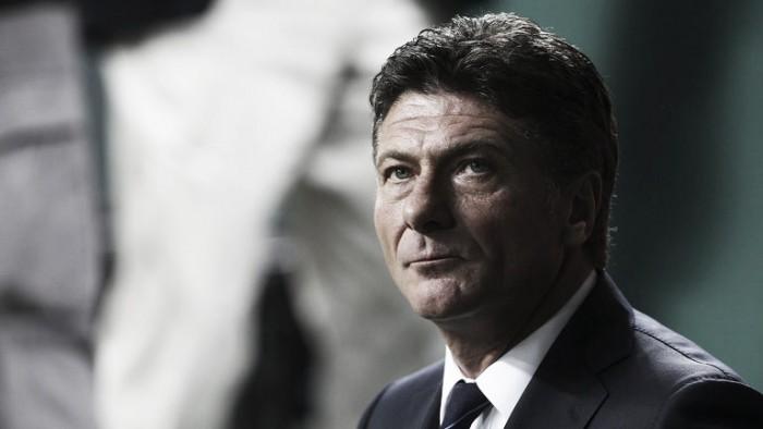 Mazzarri: ''Necesitamos estar concentrados y centrarnos en el siguiente partido''.