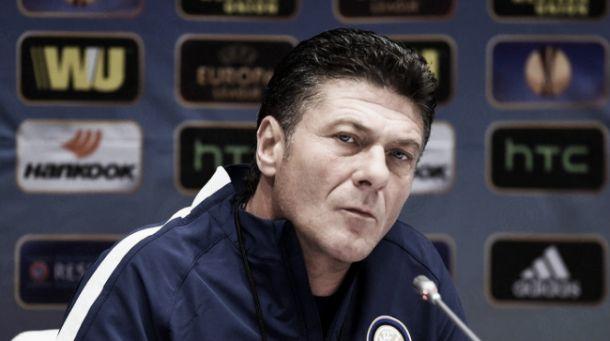 """Inter, Mazzarri: """"Ci interessa solo un risultato, la vittoria"""""""