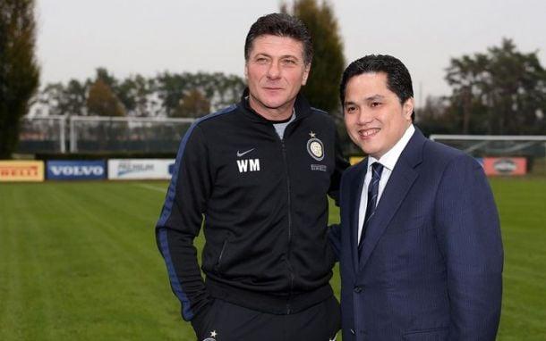 Inter: ufficiale, Mazzarri prolunga fino al 2016