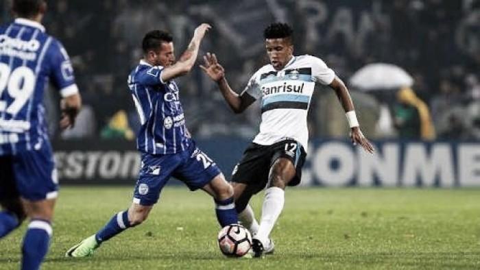 Grêmio recebe Godoy Cruz para definir classificação às quartas da Libertadores