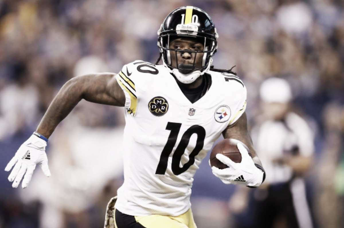 Pittsburgh Steelers trade Martavis Bryant to the Oakland Raiders
