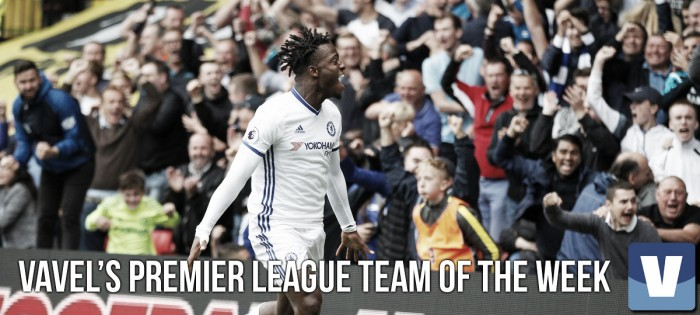 VAVEL's Premier League Team of the Week - Matchday Two