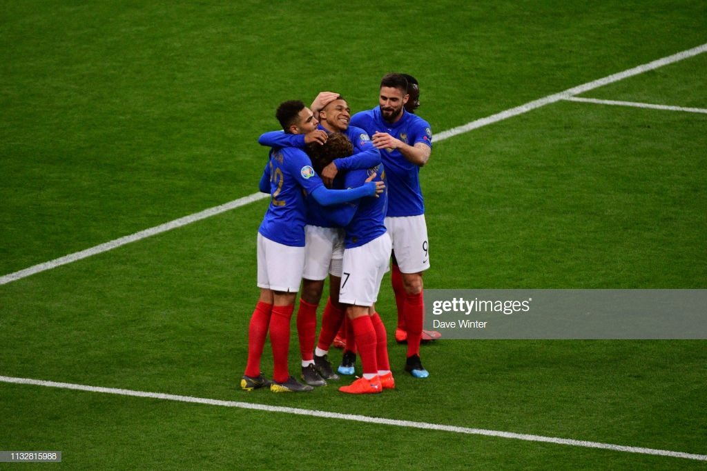 France 4-0 Iceland: Les Bleus ice-cool in Paris