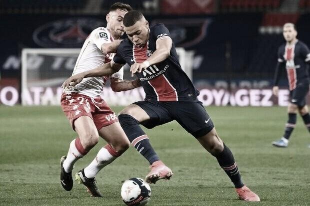 Monaco repete feito do primeiro turno e supera PSG na capital francesa