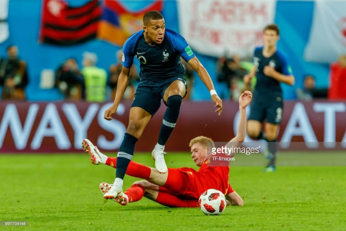 France vs Croatia Preview: Les Bleus and Vatreni to do battle in World Cup final