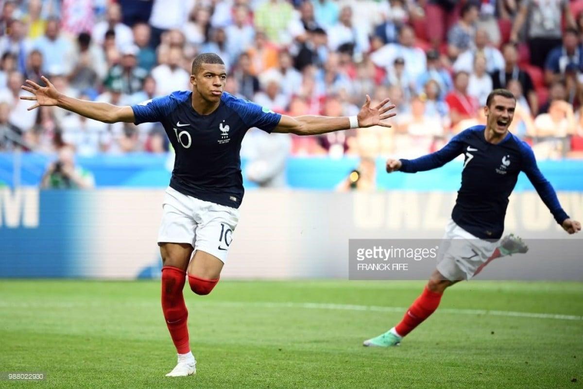 France 4-3 Argentina: Mbappé shines in knockout thriller