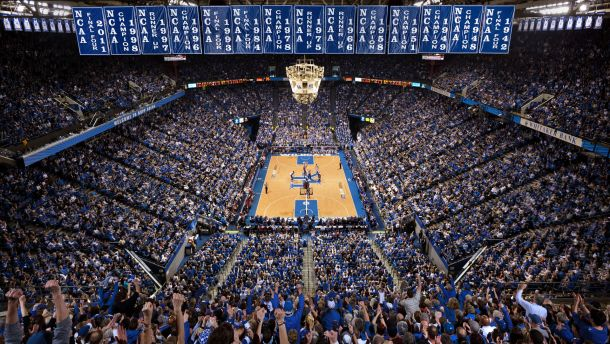 Kentucky Basketball Our First Look At The New Wildcats In: NCAA Basketball History: Kentucky Wildcats