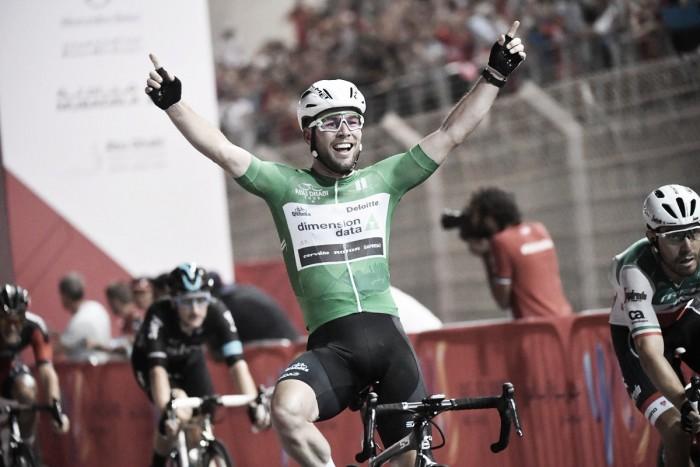 Abu Dhabi Tour, ultimo acuto di Cavendish. Classifica generale a Kangert
