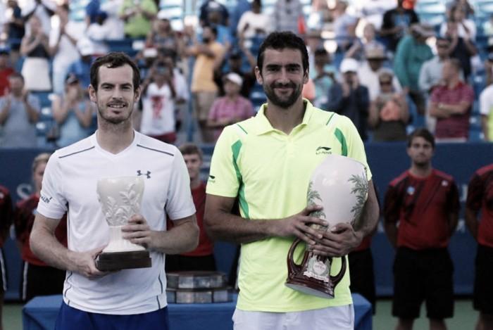 ATP Cincinnati, Cilic batte Murray e vince il torneo