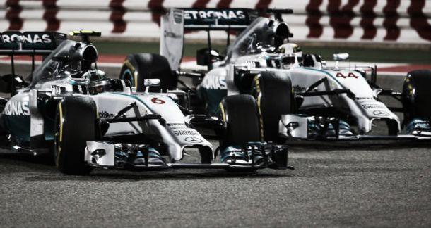 Mercedes procura aumentar distância na Catalunha