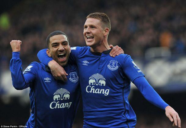 Everton corrige Manchester United à Goodison Park