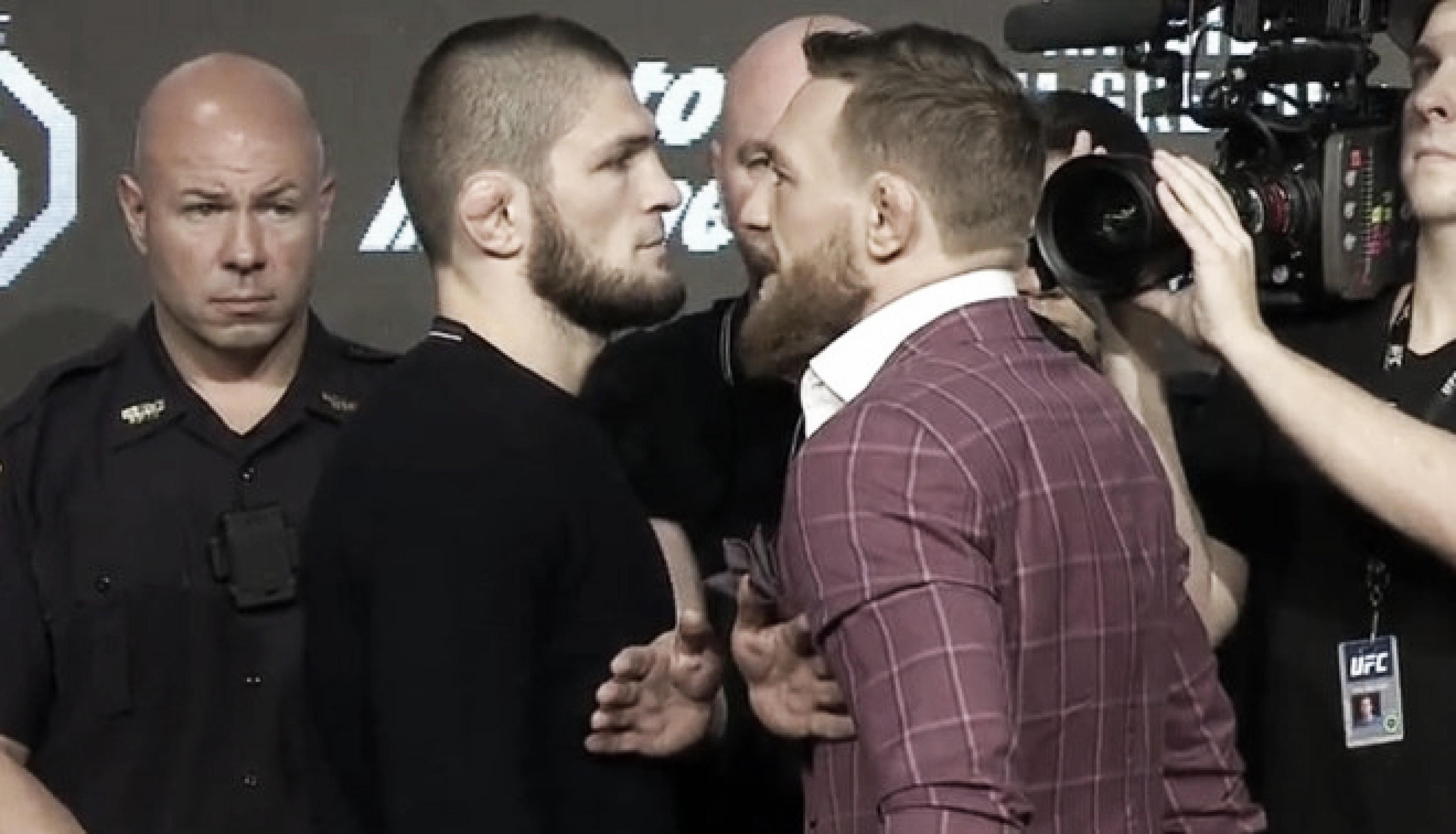 UFC 229 podría ser record