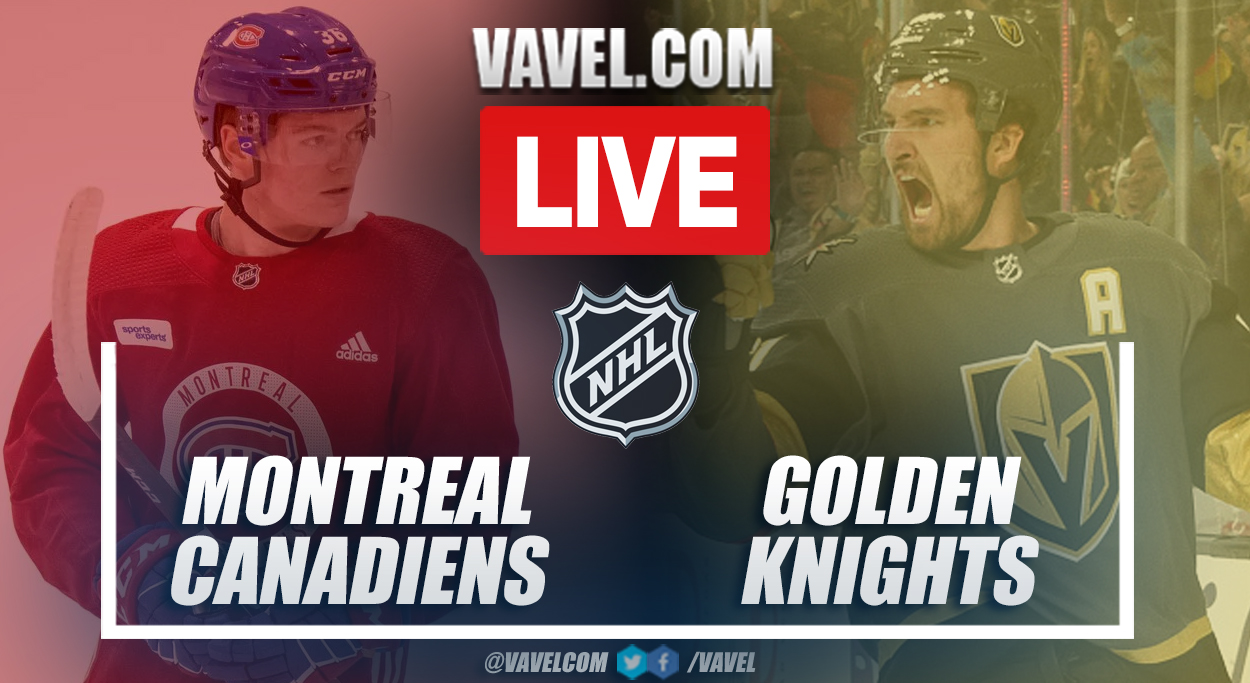 Hightlights and goals: Montreal Canadiens 3-2 Vegas Golden Knights in 2021 NHL semifinals