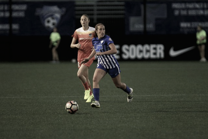 Boston Breakers' Amanda DaCosta announces retirement