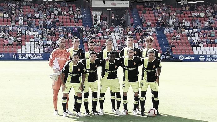 La madera impide que el RCD Mallorca conquiste el Anxo Carro