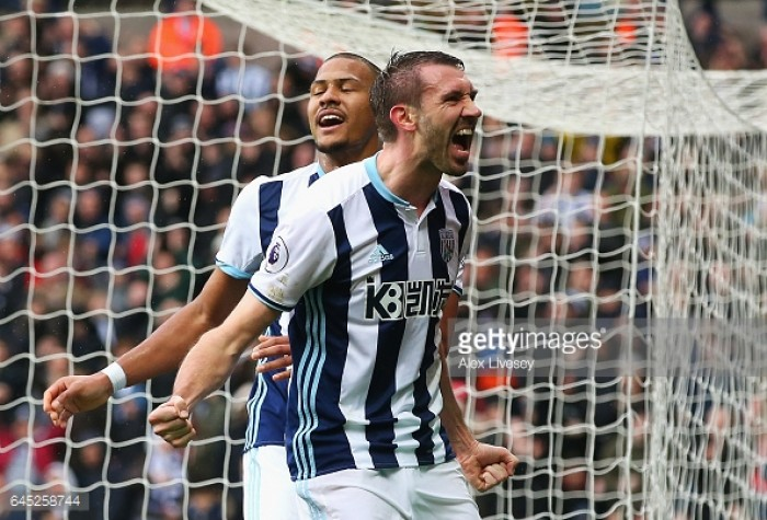 West Bromwich Albion 2-1 AFC Bournemouth: Cherries picked off as slump continues