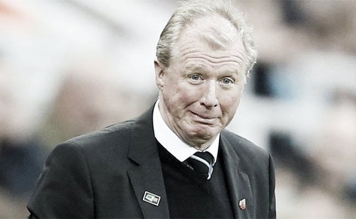 Steve McClaren urges side to not rely on other teams