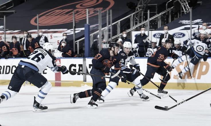 Boston y Colorado a un paso de la clasificación, Edmonton se estrella de nuevo