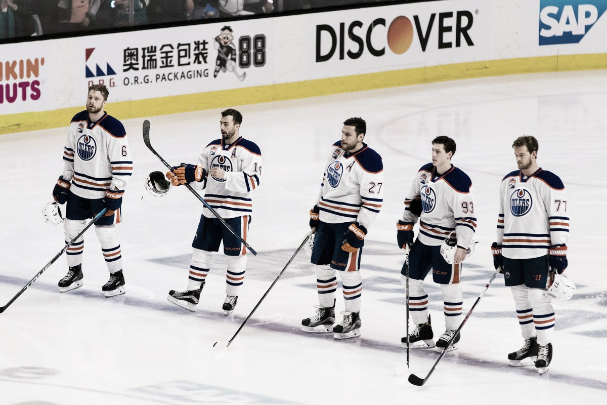 The Edmonton Oilers could be Stanley Cup contenders