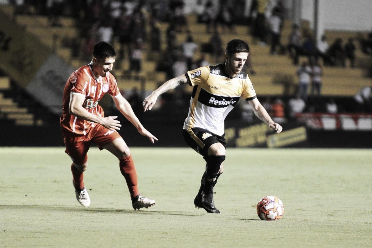 Resultado Hercílio Luz x Criciúma pelo Campeonato Catarinense 2019 (0-1)