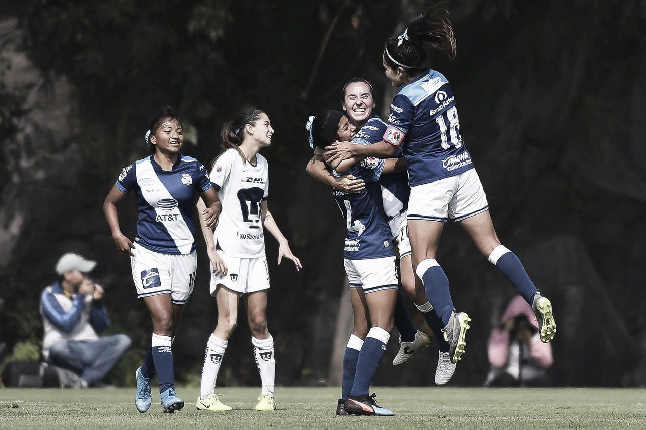 Contundente inicio de Puebla en la Liga MX Femenil