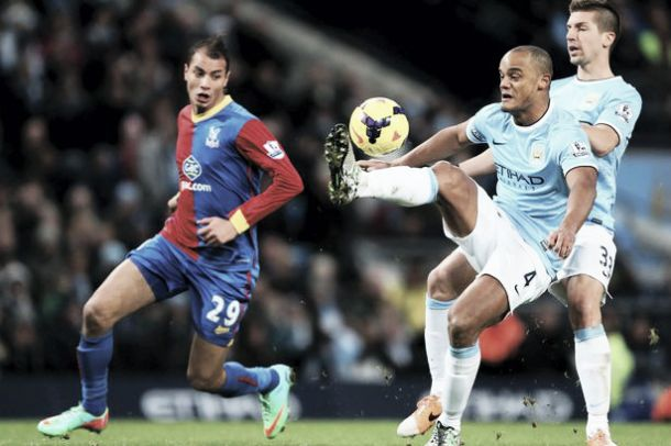 Live Crystal Palace - Manchester City, Premier League in diretta