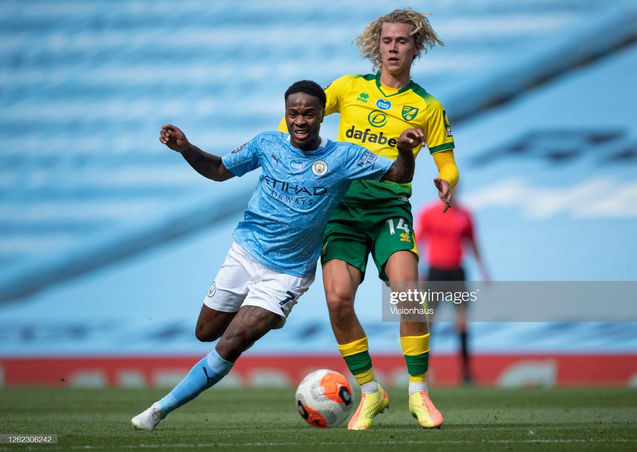 Pre-match Analysis: Manchester City vs Norwich City