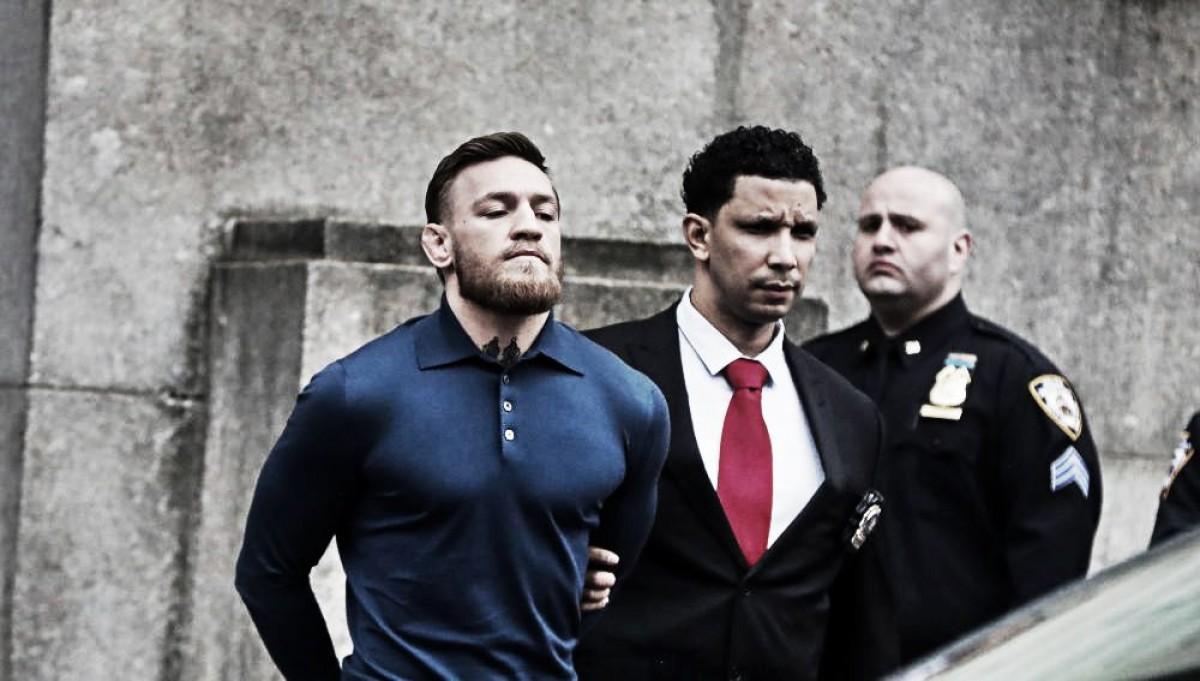 Conor McGregor sentenciado