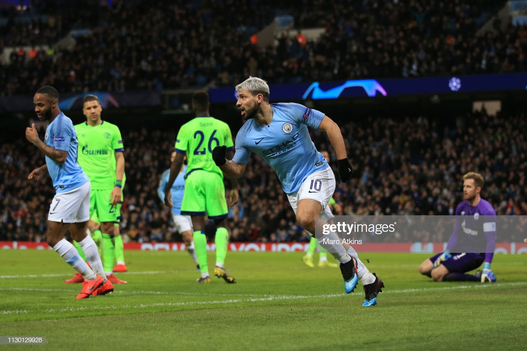 The Warm Down: City walk into quarter finals with easy demolition of Schalke