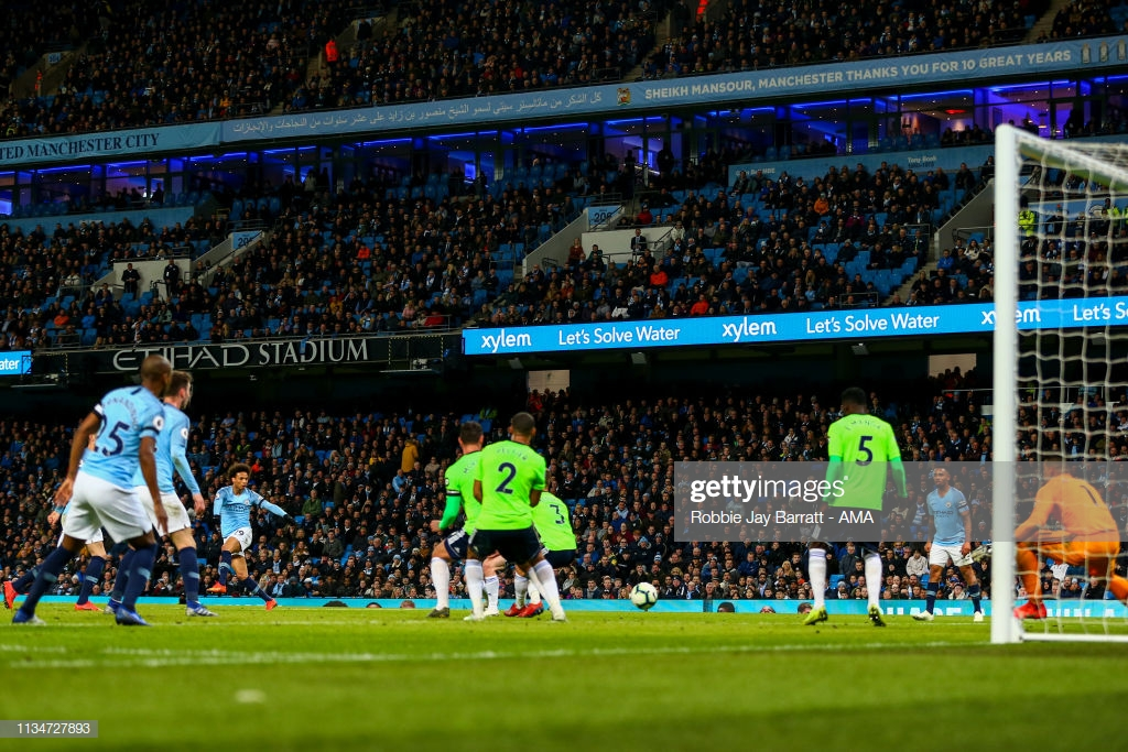 As it happened: Back to the top for City as they comfortably beat Cardiff