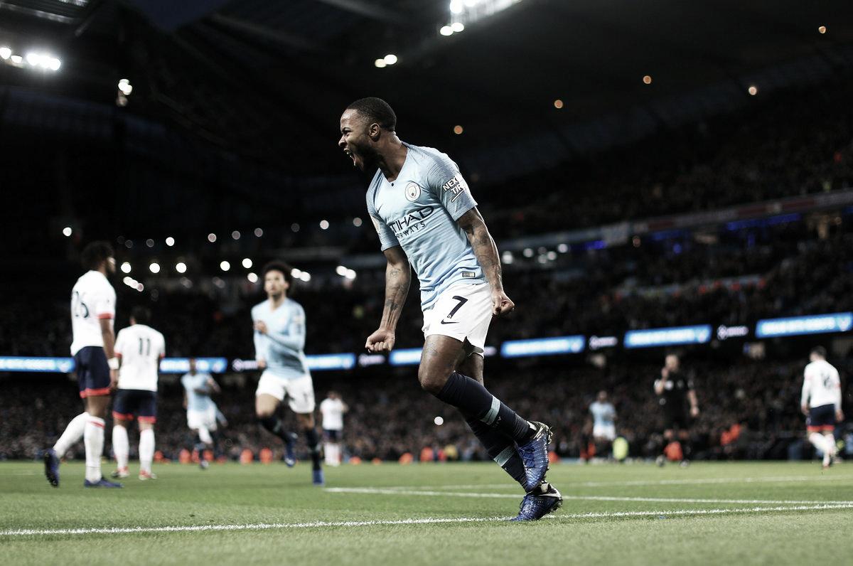 Manchester City tem boa atuação, vence Bournemouth e garante mais uma rodada na liderança