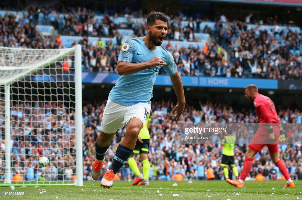Manchester City 6-1 Huddersfield analysis: Guardiola's appreciation of the ball makes City a joy to watch