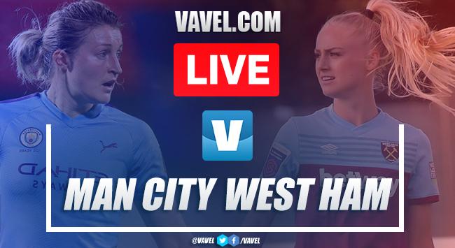 Manchester City Women vs West Ham United Women: Live Stream TV Updates and How to Watch Women's Super League 2019 (5-0)