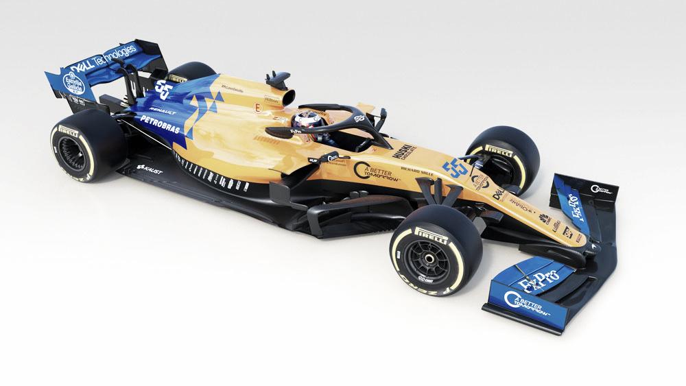 McLaren revela su MCL34