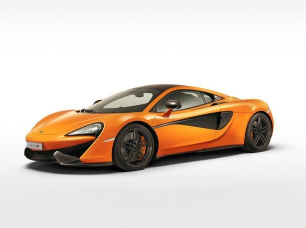 McLaren 570S, la nueva puerta de acceso a Woking