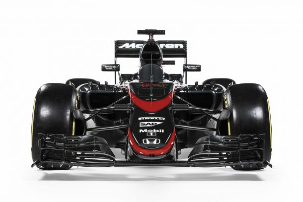 Mclaren apresenta nova pintura para o GP da Espanha