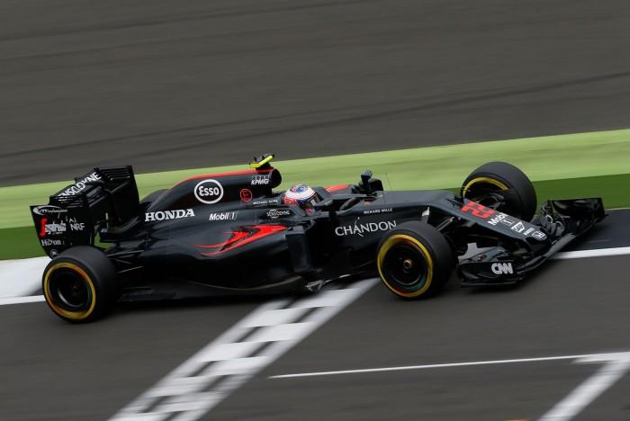 McLaren announce BP/Castrol as fuel supplier