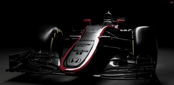 McLaren-Honda descubre su nueva arma: el MP4-30