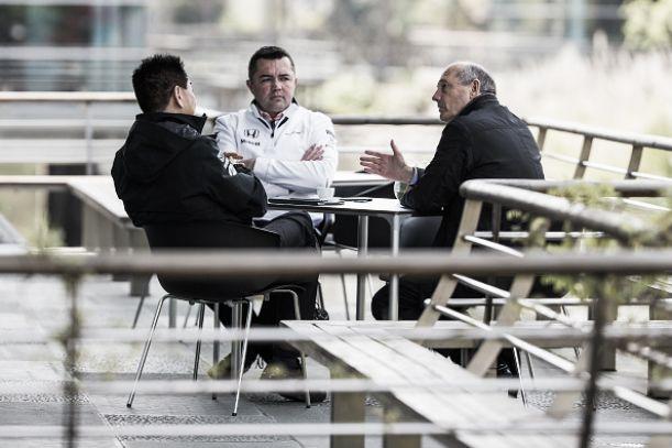 McLaren-Honda confía en que el esfuerzo tenga su recompensa en un futuro