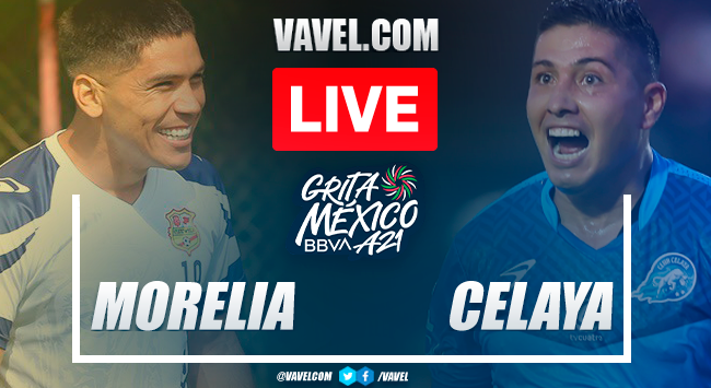 Goals and highlights: Atletico Morelia 2-1 Celaya LIVE in Liga Expansion MX Apertura 2021