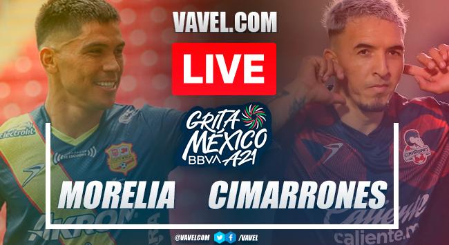 Goals and highlights: Atletico Morelia 2-2 Cimarrones Sonora in Liga Expansion MX 2021