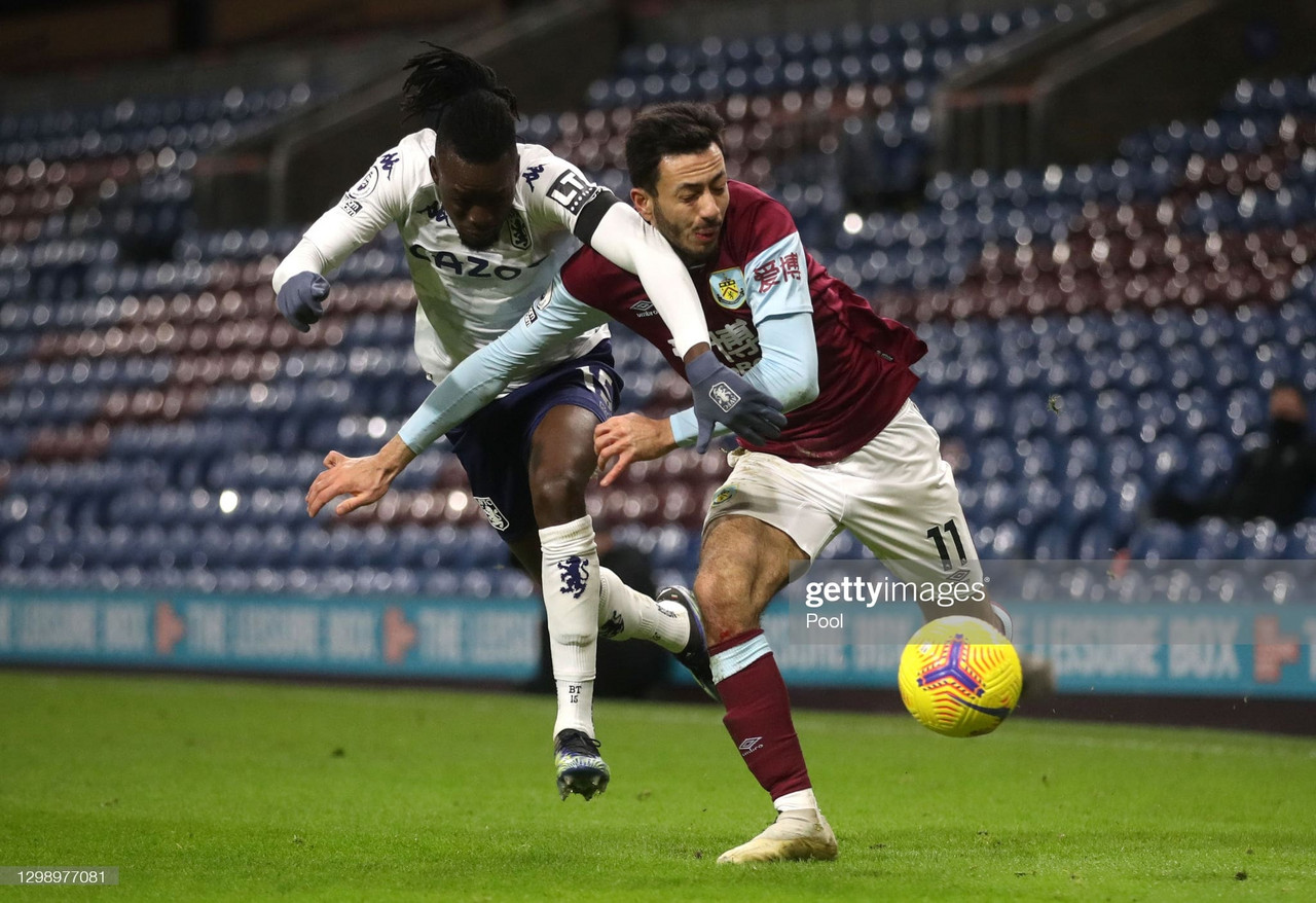 Aston Villa lead the way for Dwight McNeil