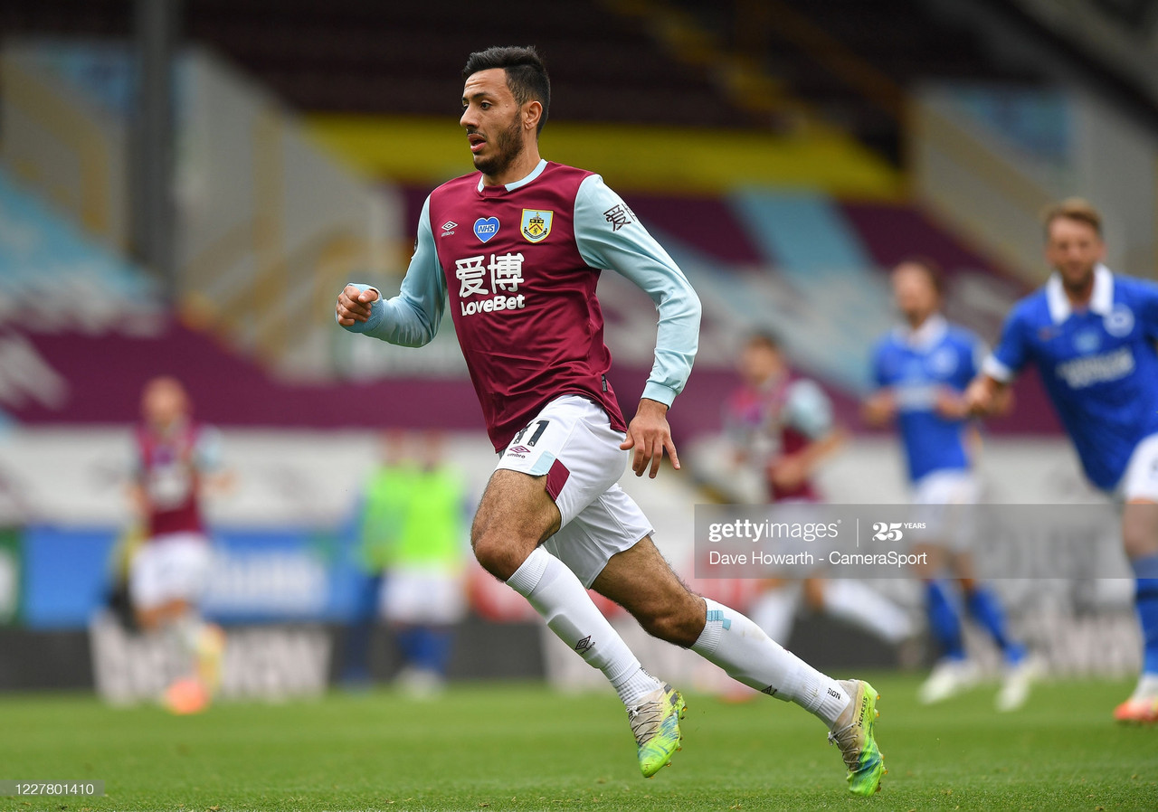 Dwight McNeil misses out on England call-up.