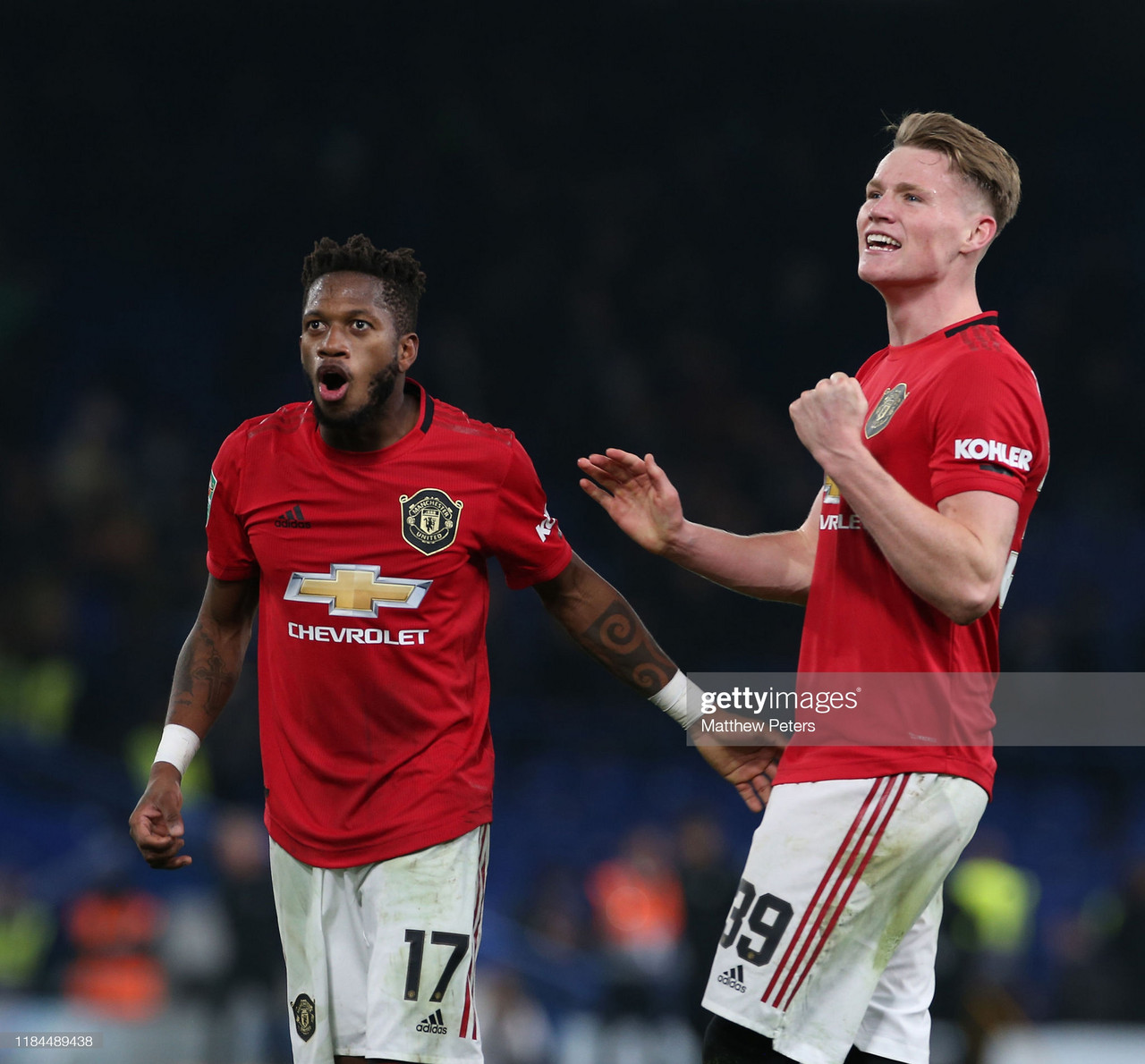 Opinion: Fred and Scott McTominay are United's best midfield partnership