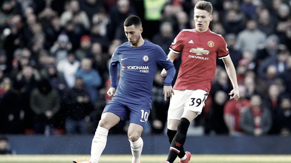 El crecimiento de McTominay desde su llegada al Manchester United