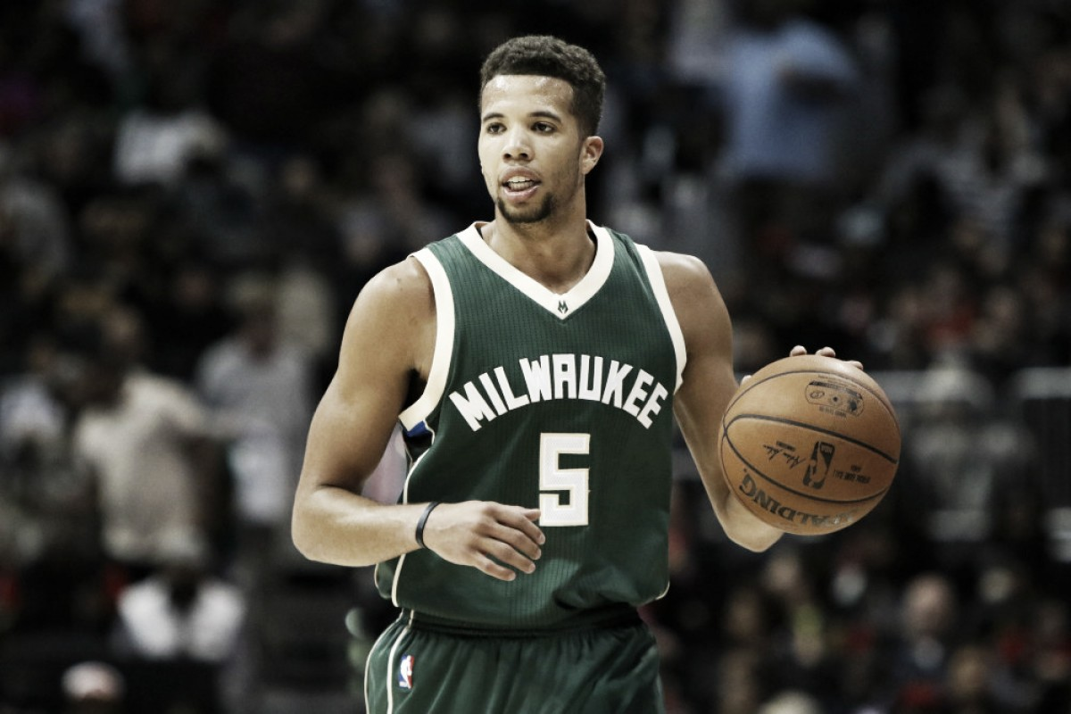 Houston Rockets Sign Michael-Carter Williams