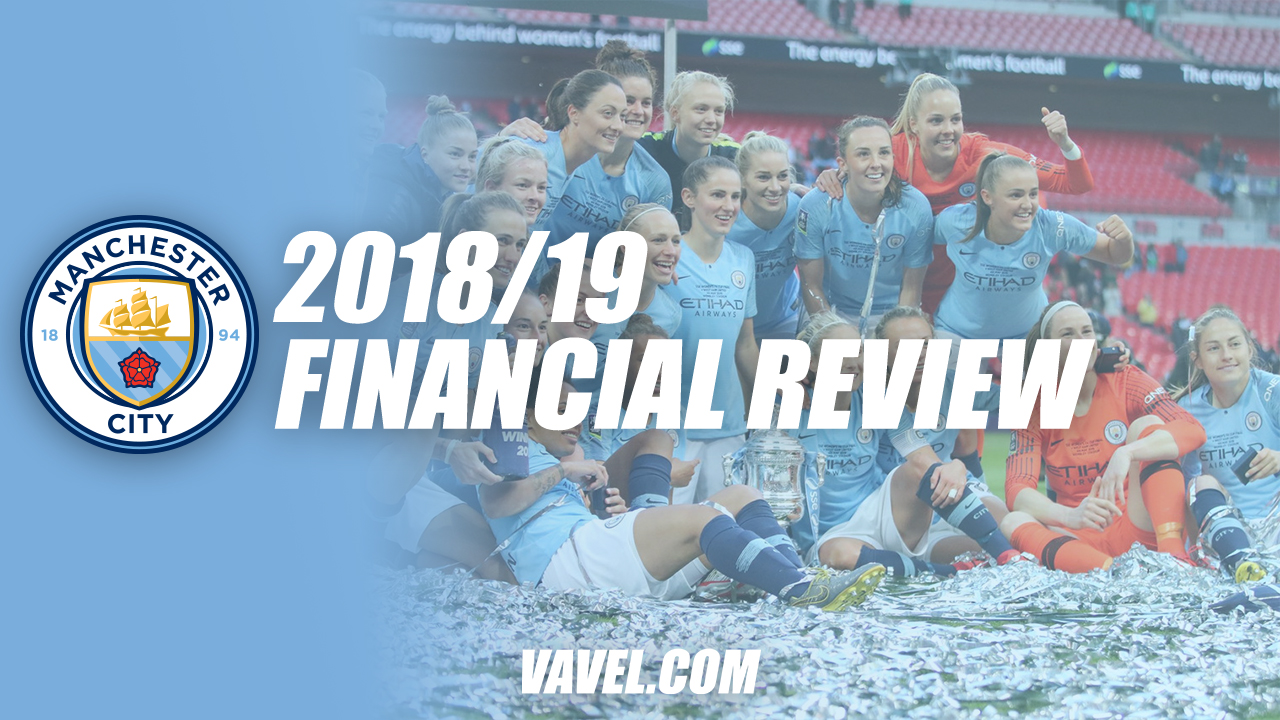 Manchester City Women: 2018/19 Financial review